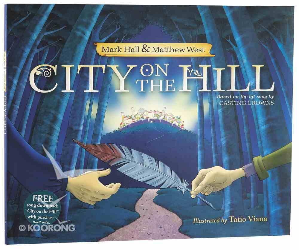 City on the Hill Hardback