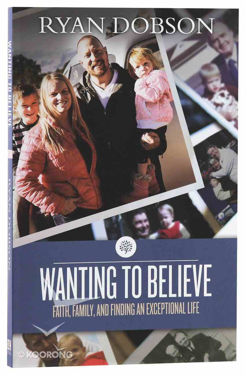 Wanting to Believe Paperback