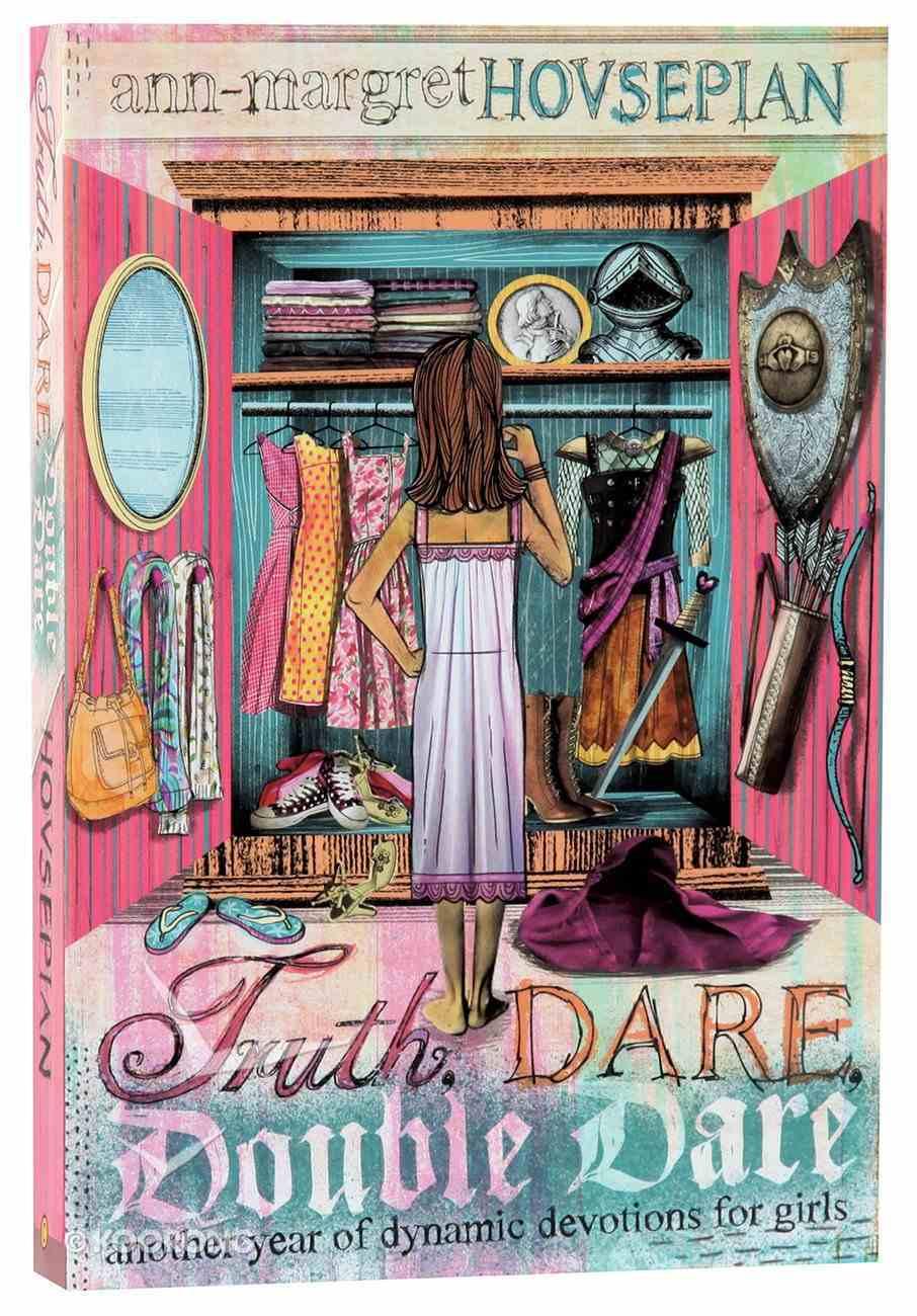 Truth, Dare, Double Dare Paperback