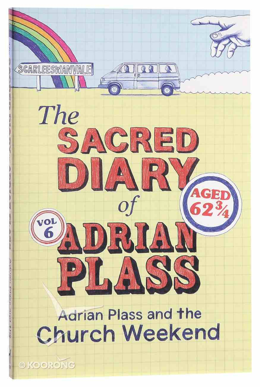 Adrian Plass and the Church Weekend Paperback