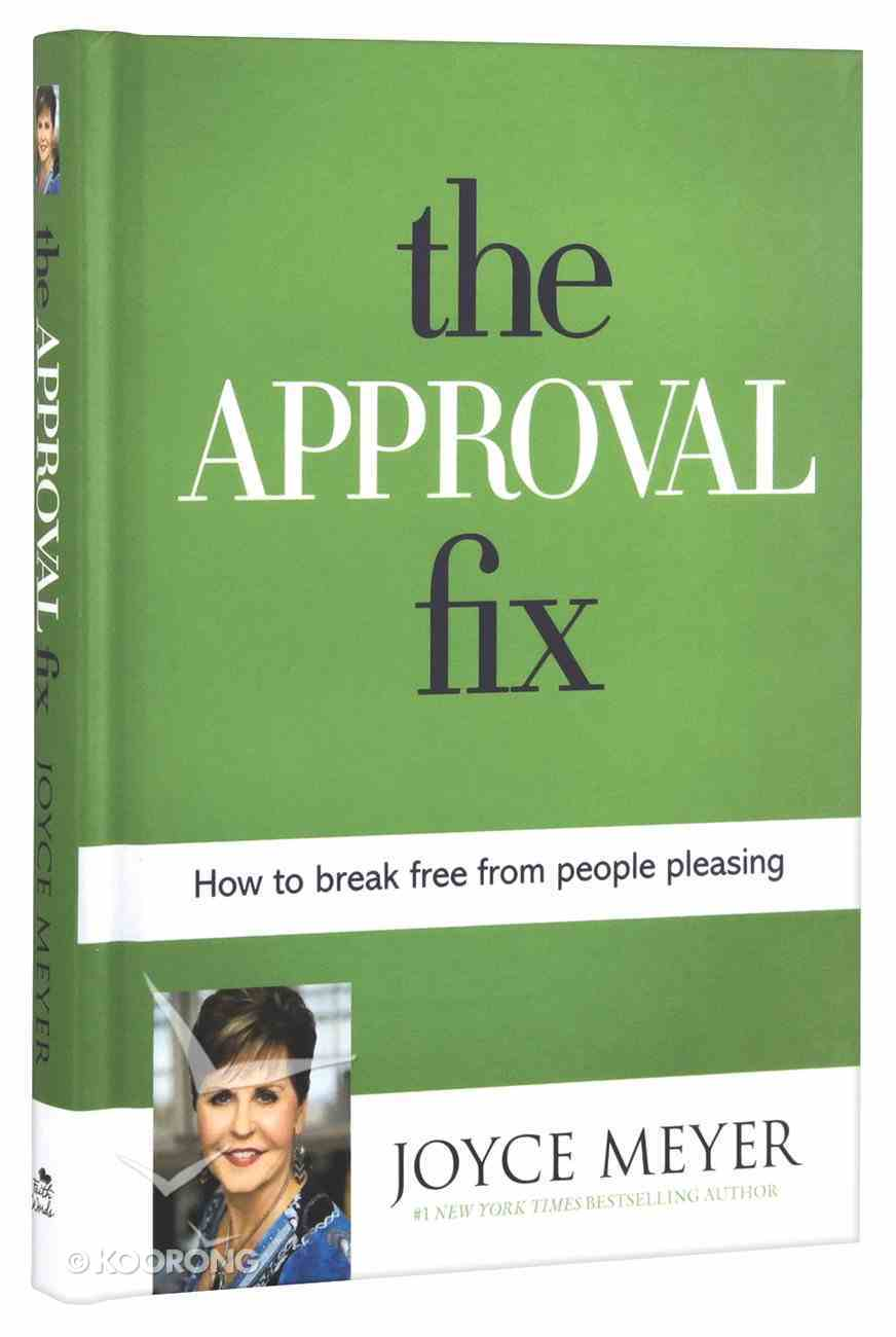 The Approval Fix Hardback