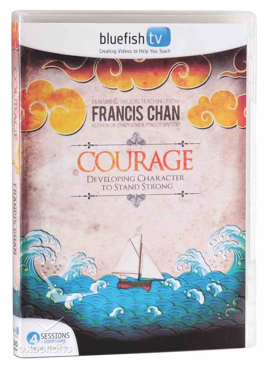Courage (Includes Leader's Guide) DVD