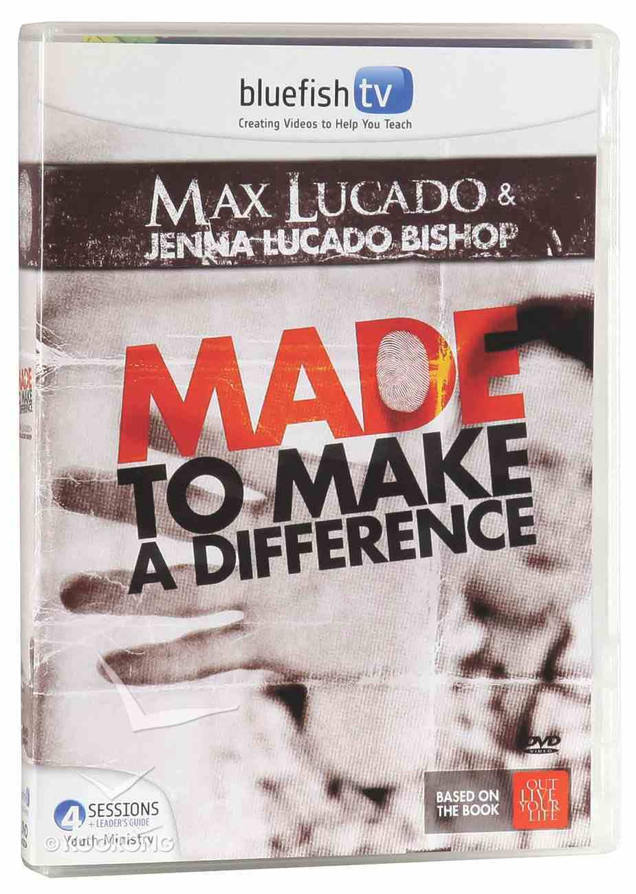 Made to Make a Difference (Includes Leader's Guide) DVD
