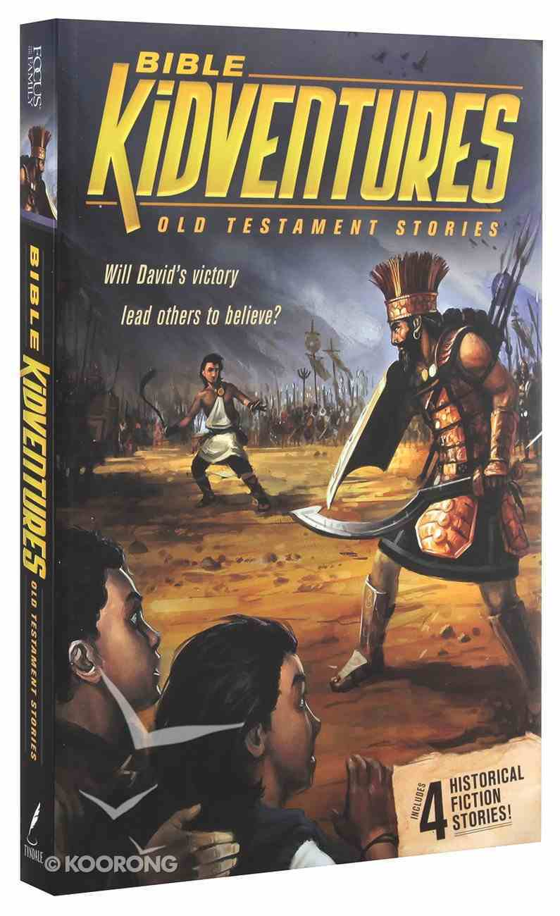 Bible Kidventures: Old Testament Stories Paperback