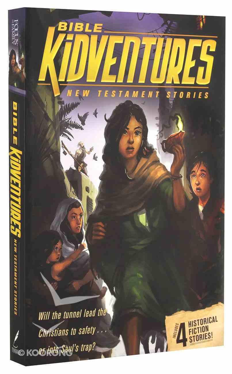Bible Kidventures: New Testament Stories Paperback
