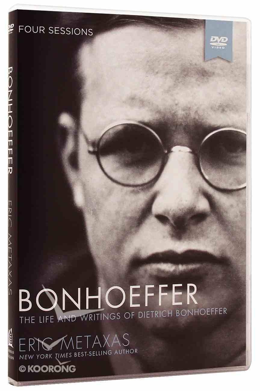 Bonhoeffer: A DVD Study DVD