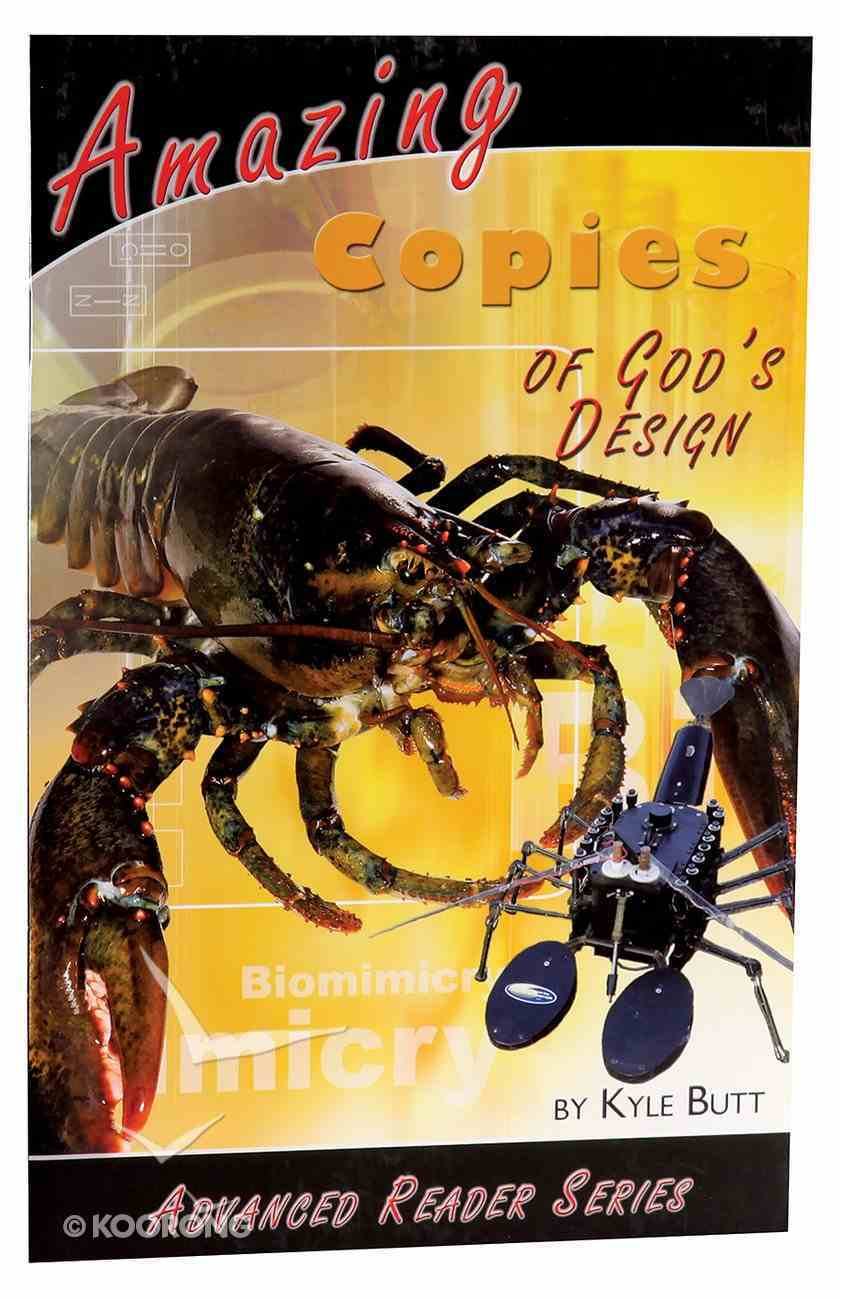 Amazing Copies of God's Design (A P Reader Series) Paperback