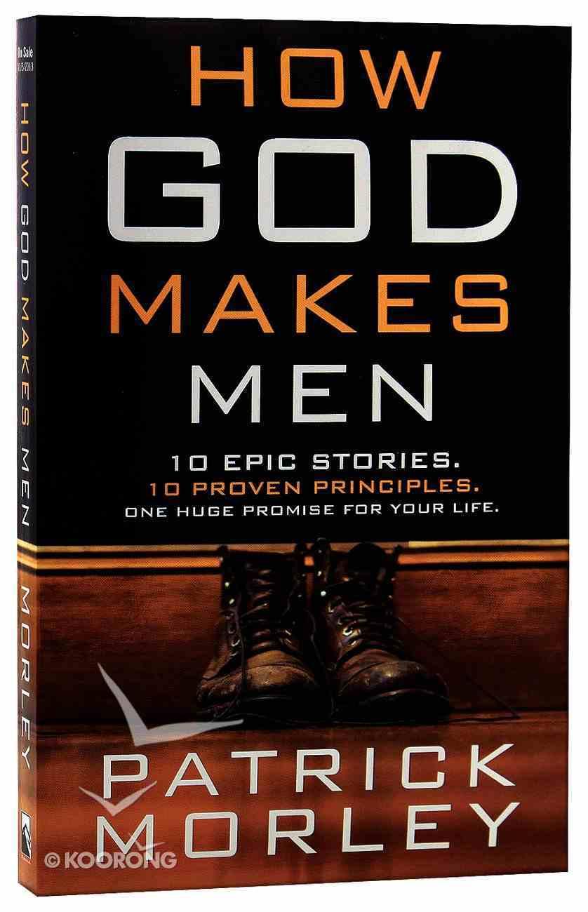 How God Makes Men Paperback