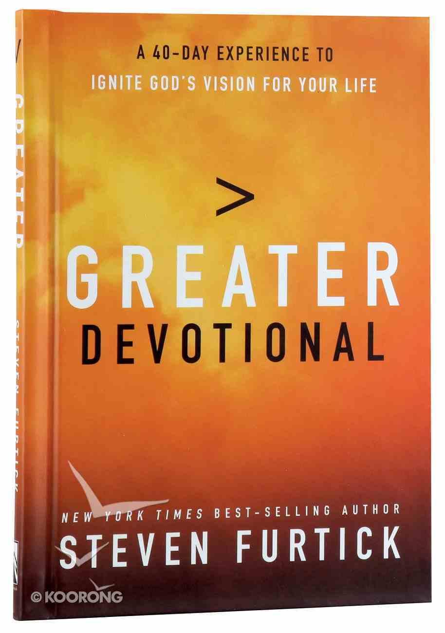 Greater Devotional Hardback