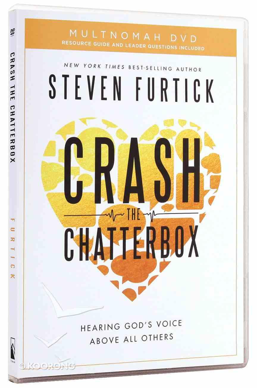 Crash the Chatterbox (Dvd) DVD