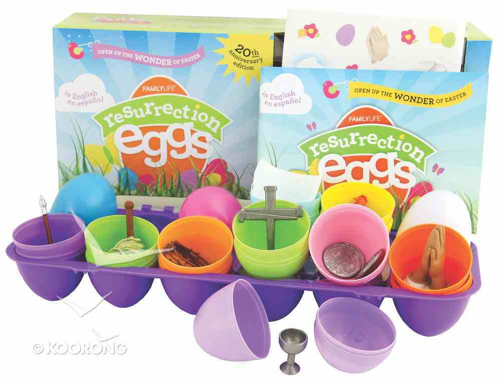 Resurrection Eggs (12 Plastic Eggs) Novelty