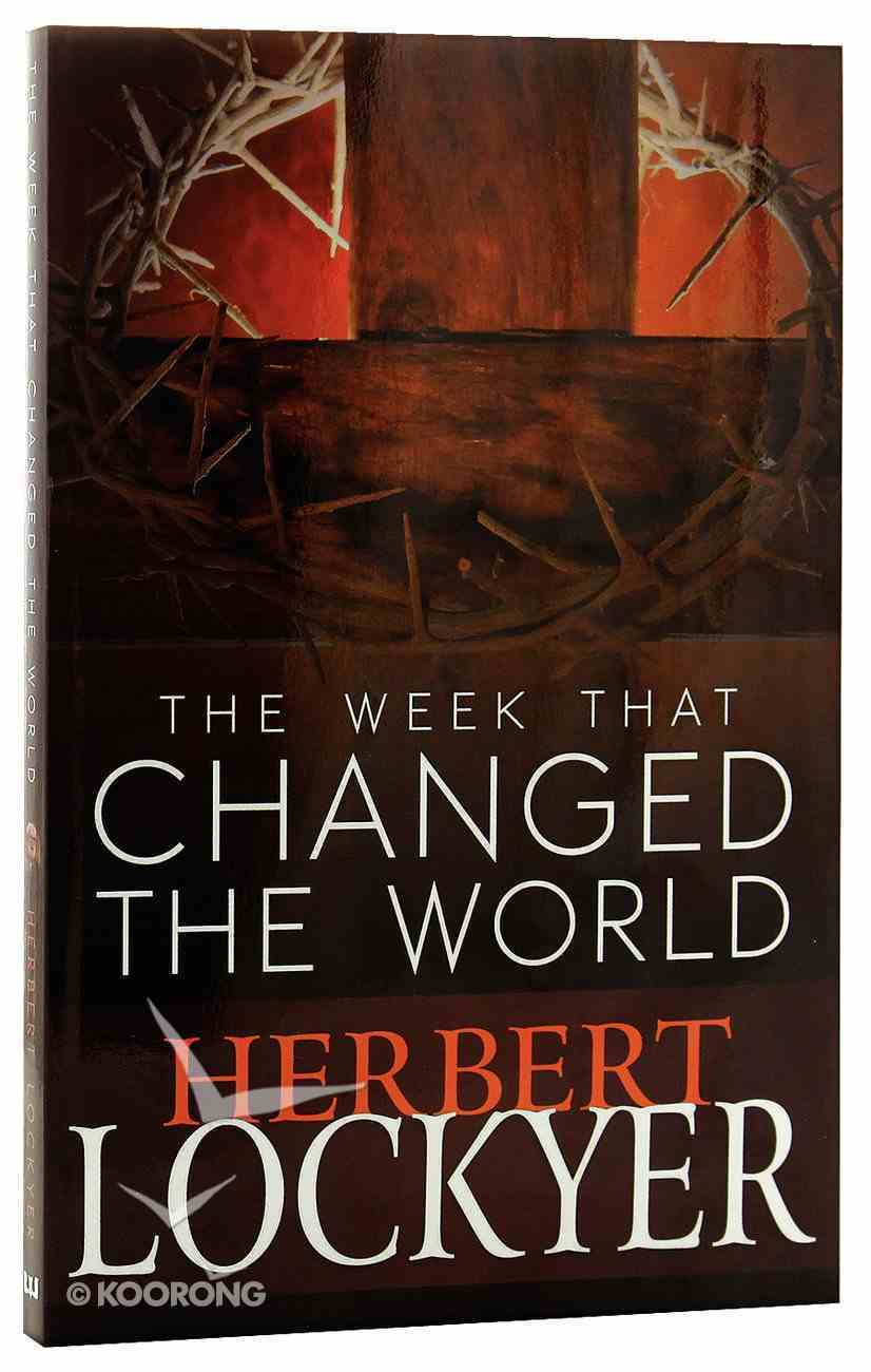 Week That Changed the World Paperback