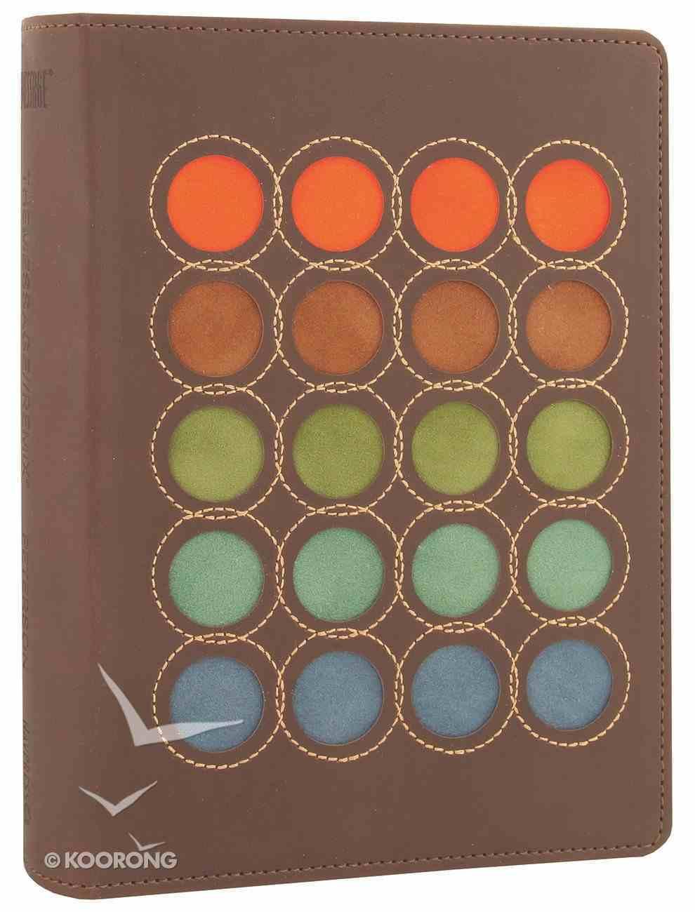Message Remix 2.0 Colour Spectrum (Black Letter Edition) Imitation Leather