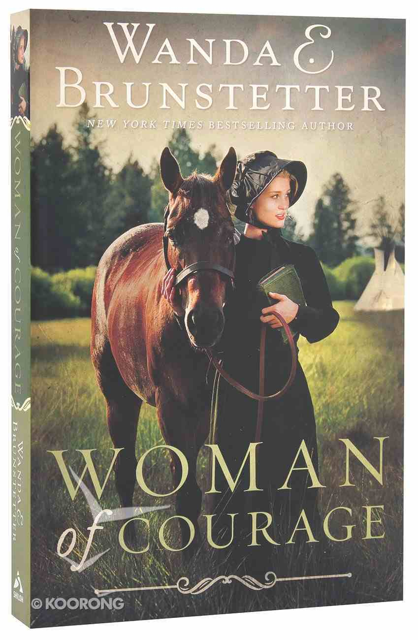 Woman of Courage Paperback