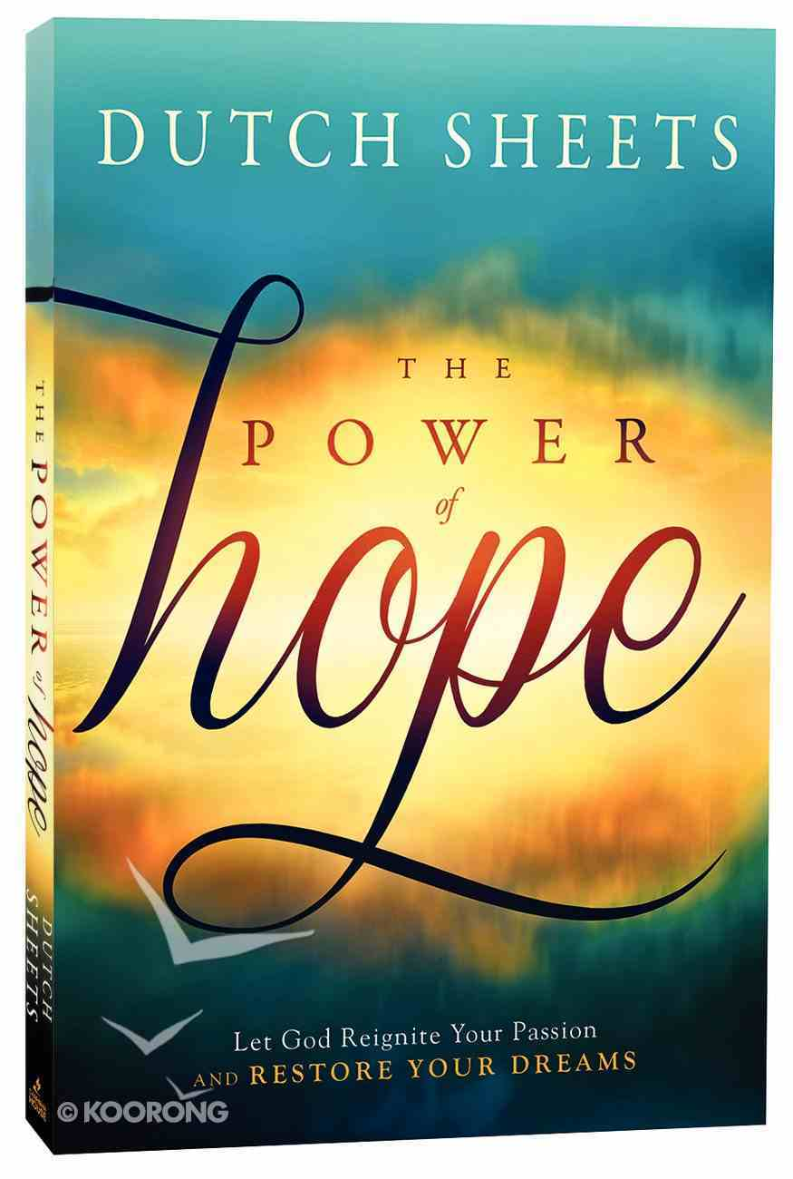 The Power of Hope Paperback
