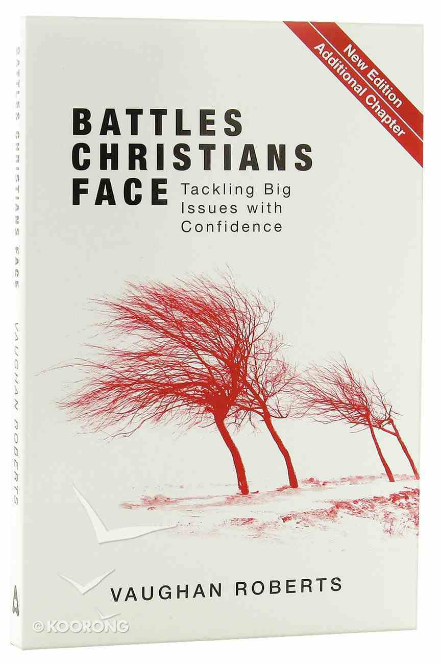 Battles Christians Face Paperback