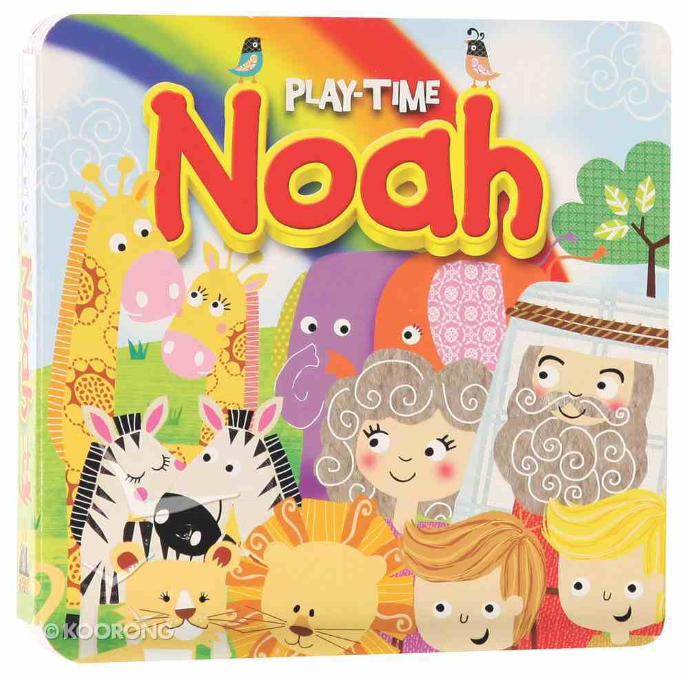 Play-Time Noah Board Book