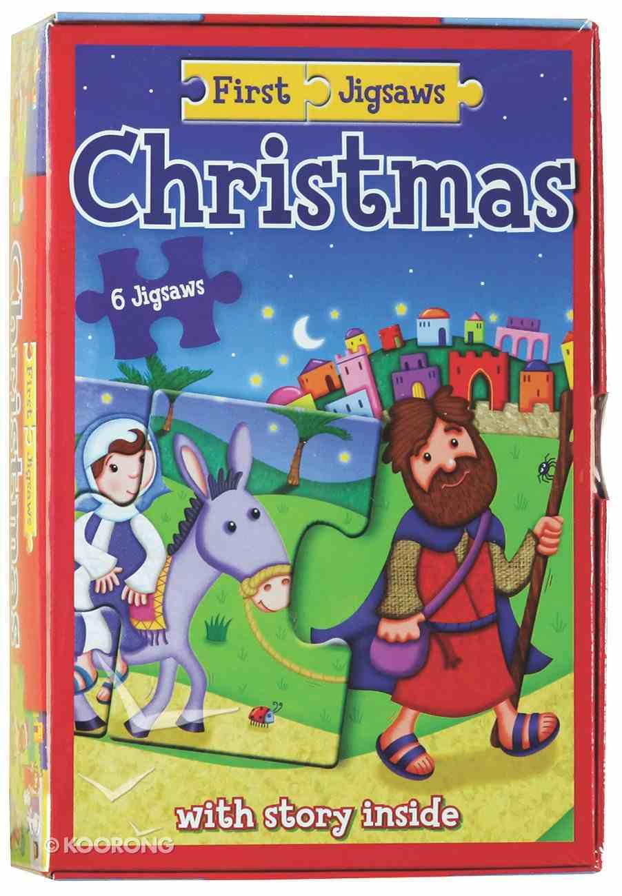 First Jigsaws Christmas Box