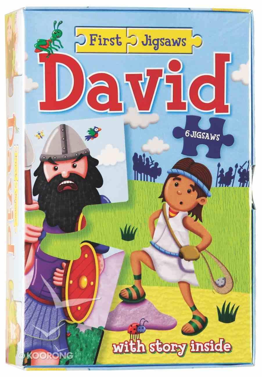 First Jigsaws: David Game