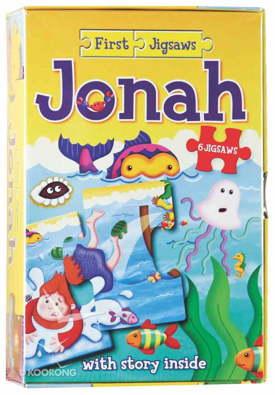First Jigsaws: Jonah Game