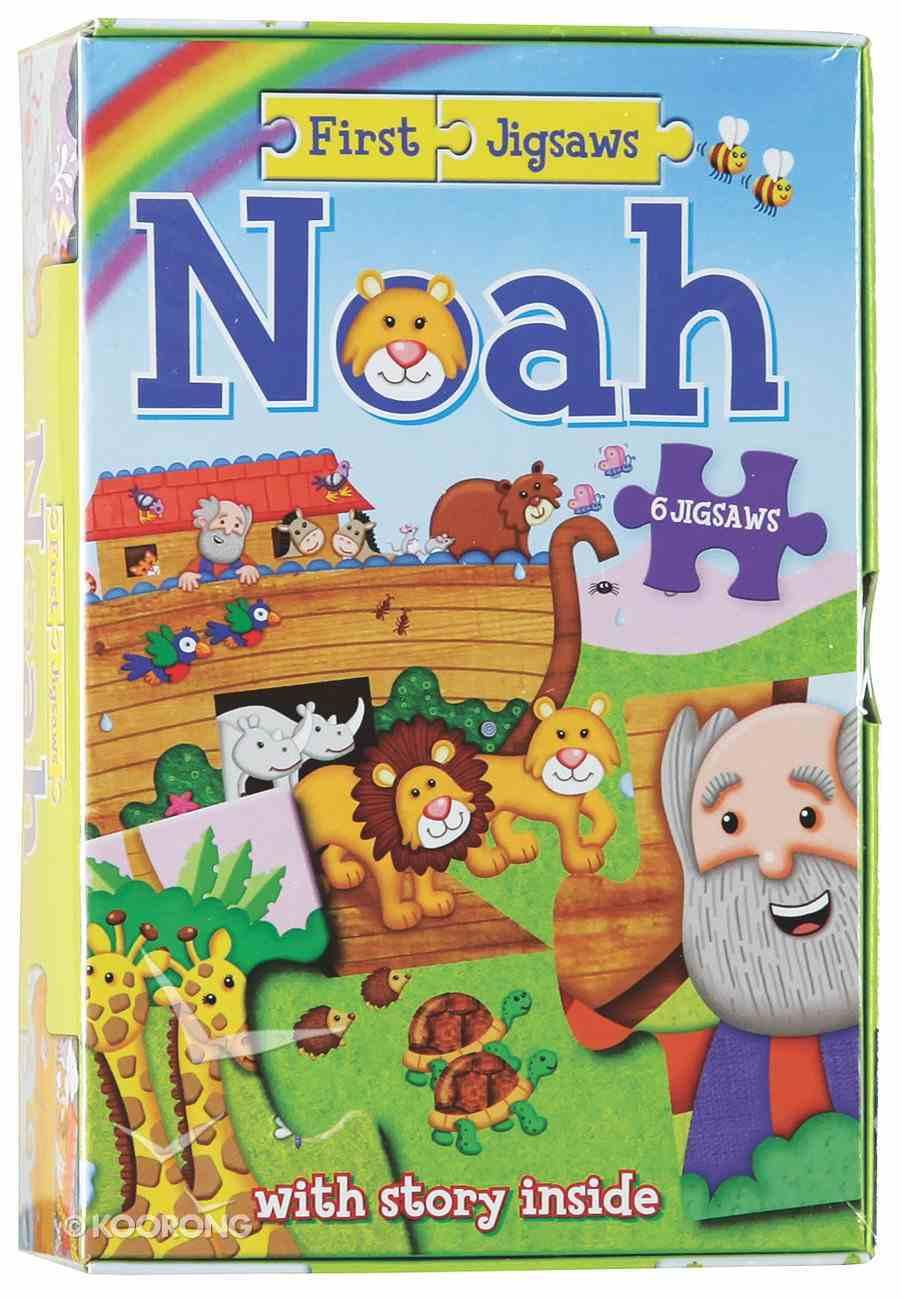 First Jigsaws: Noah Game