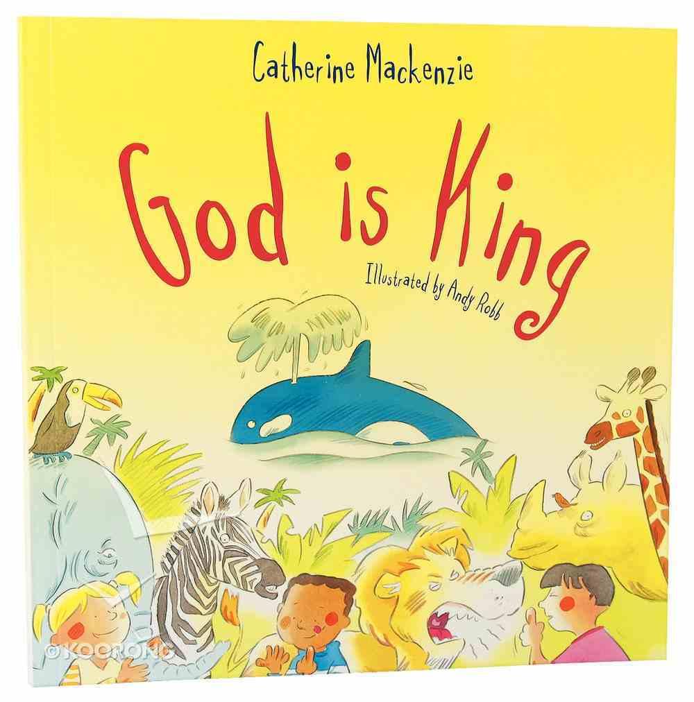 God is King Paperback