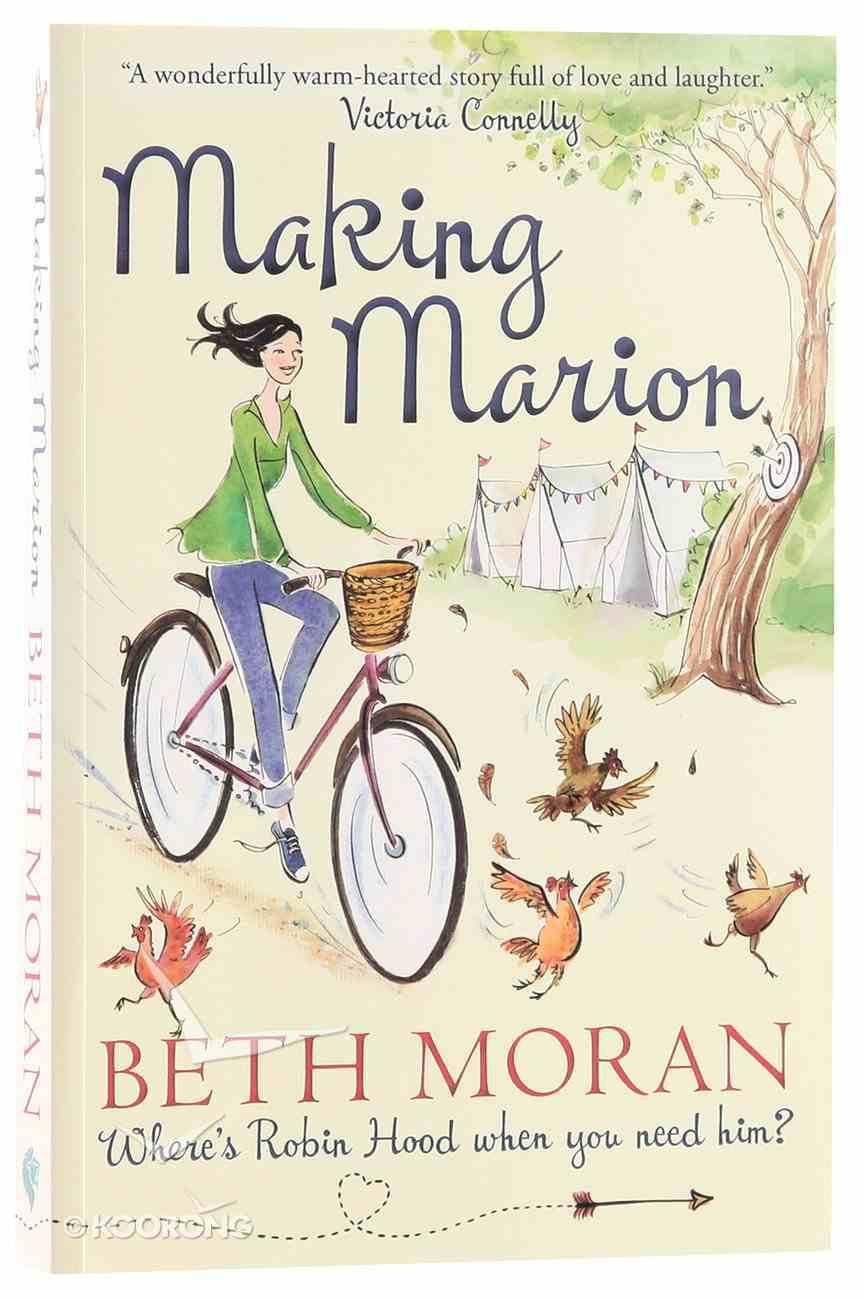 Making Marion Paperback