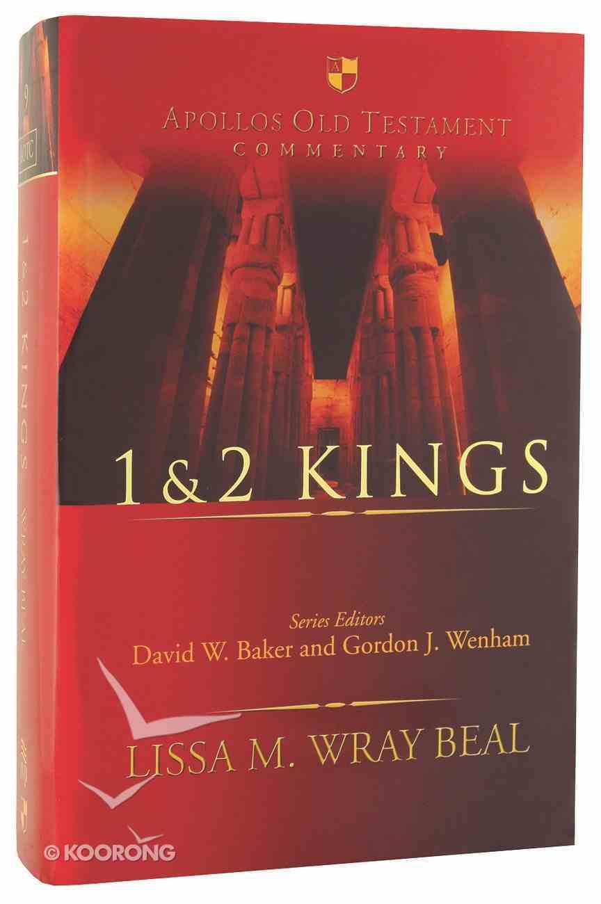 1 & 2 Kings (Apollos Old Testament Commentary Series) Hardback