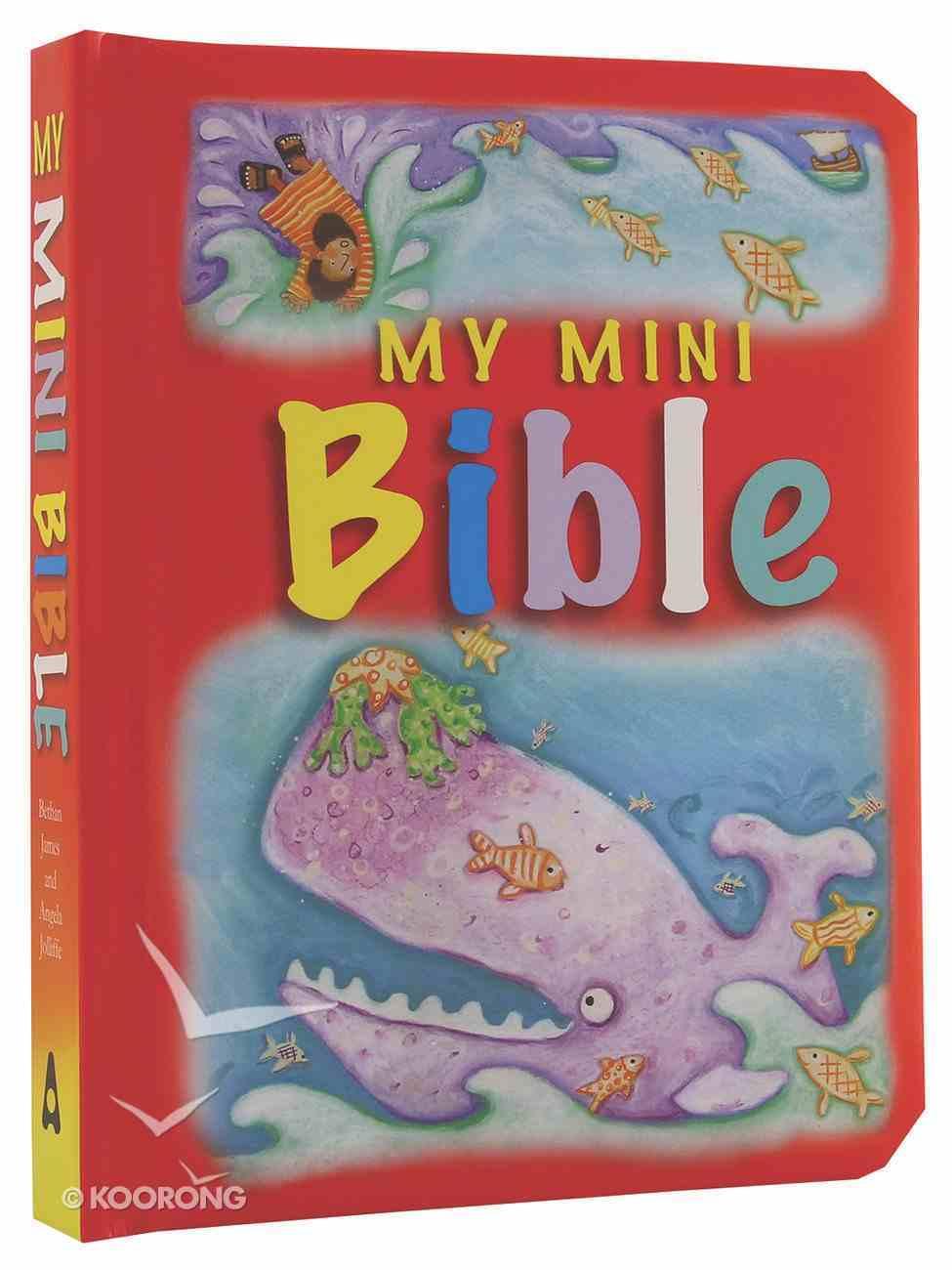 My Mini Bible Padded Board Book