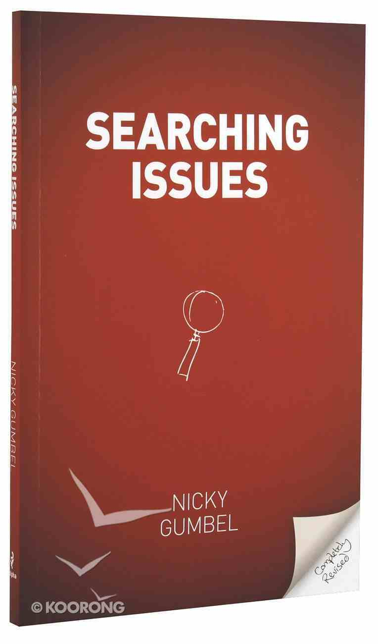 Searching Issues (2013) (Alpha Course) Paperback