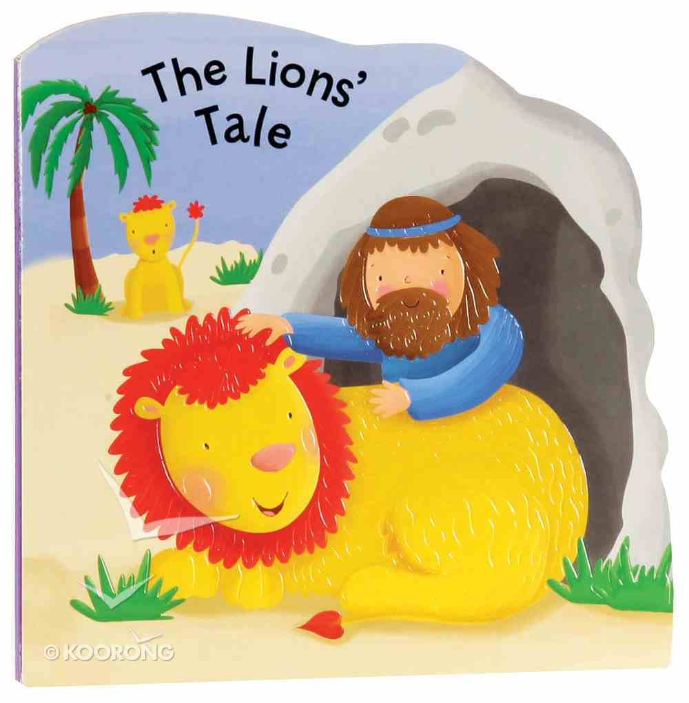 The Lion's Tale (Bobbly Bible Tales Series) Board Book