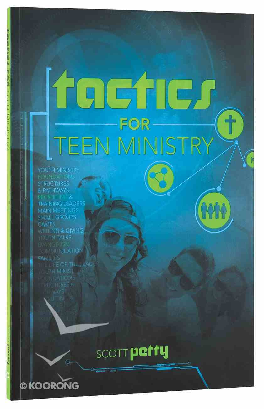 Tactics For Teen Ministry Paperback
