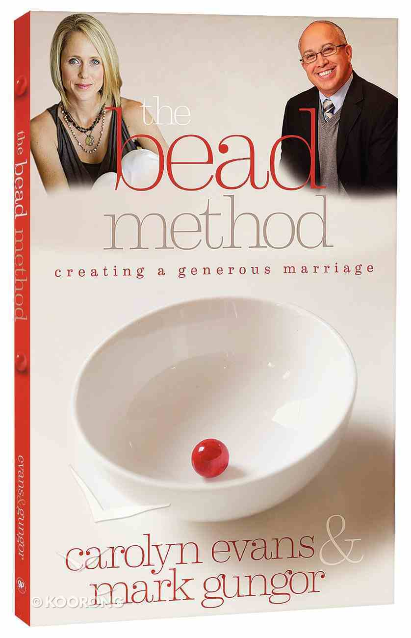 The Bead Method Paperback