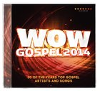 Wow Gospel 2014 Double Cd image