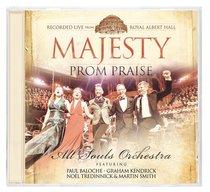 Album Image for Prom Praise: Majesty (Cd/dvd) - DISC 1
