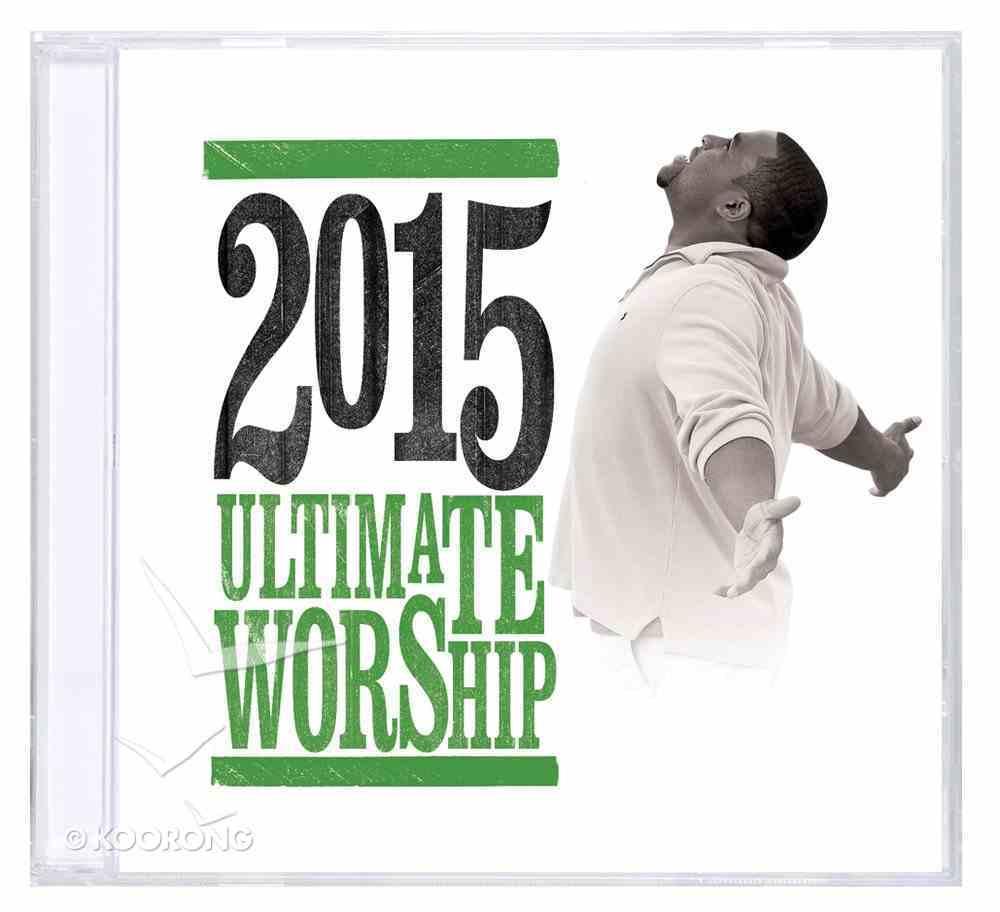 Ultimate Worship 2015 Double CD CD