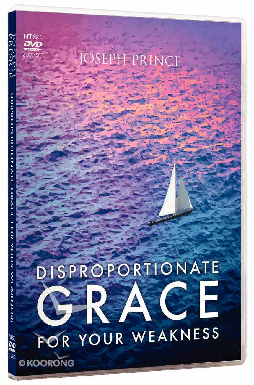 Disproportionate Grace For Your Weakness (2 Dvds) DVD
