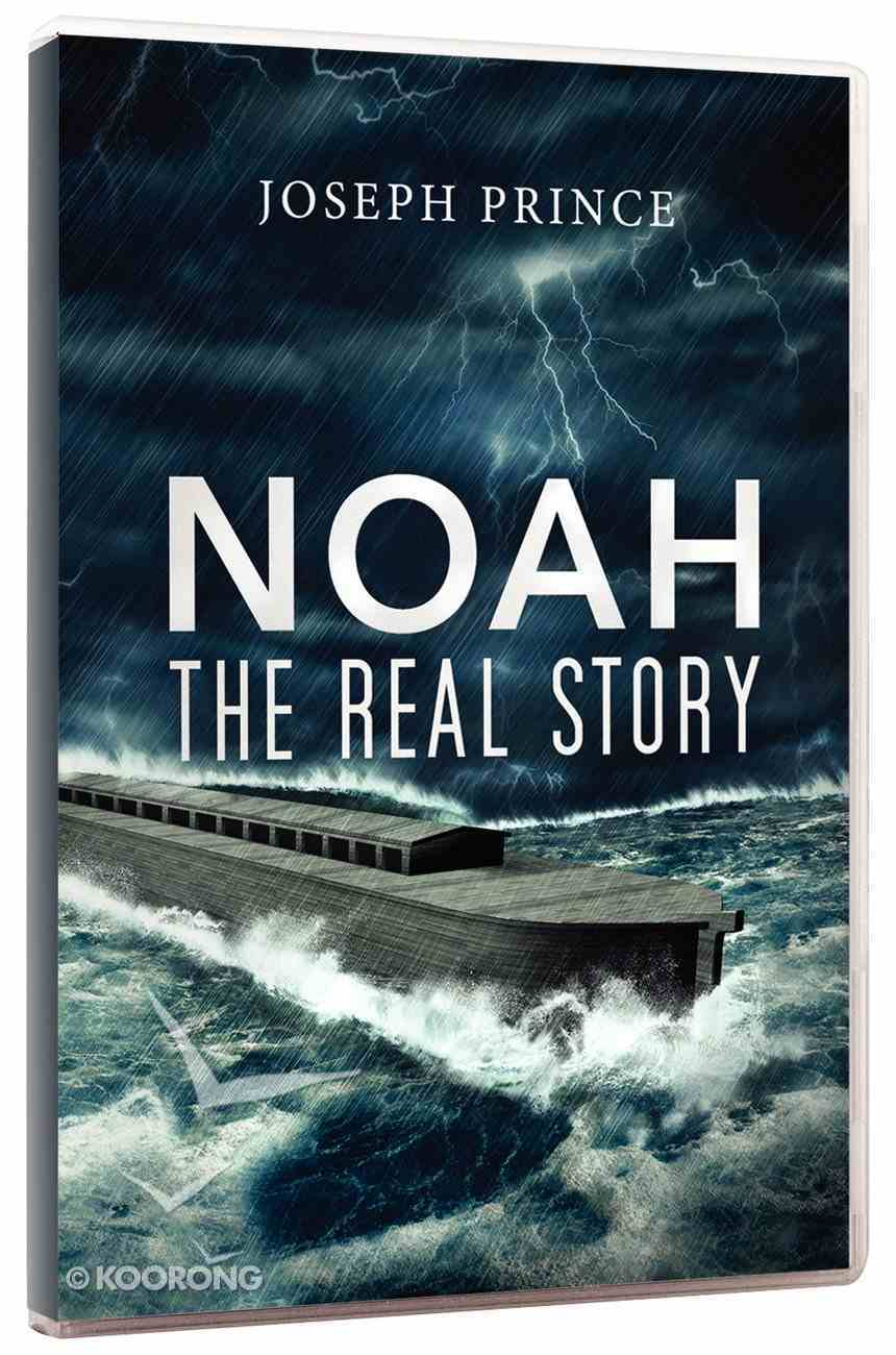 Noah: The Real Story DVD