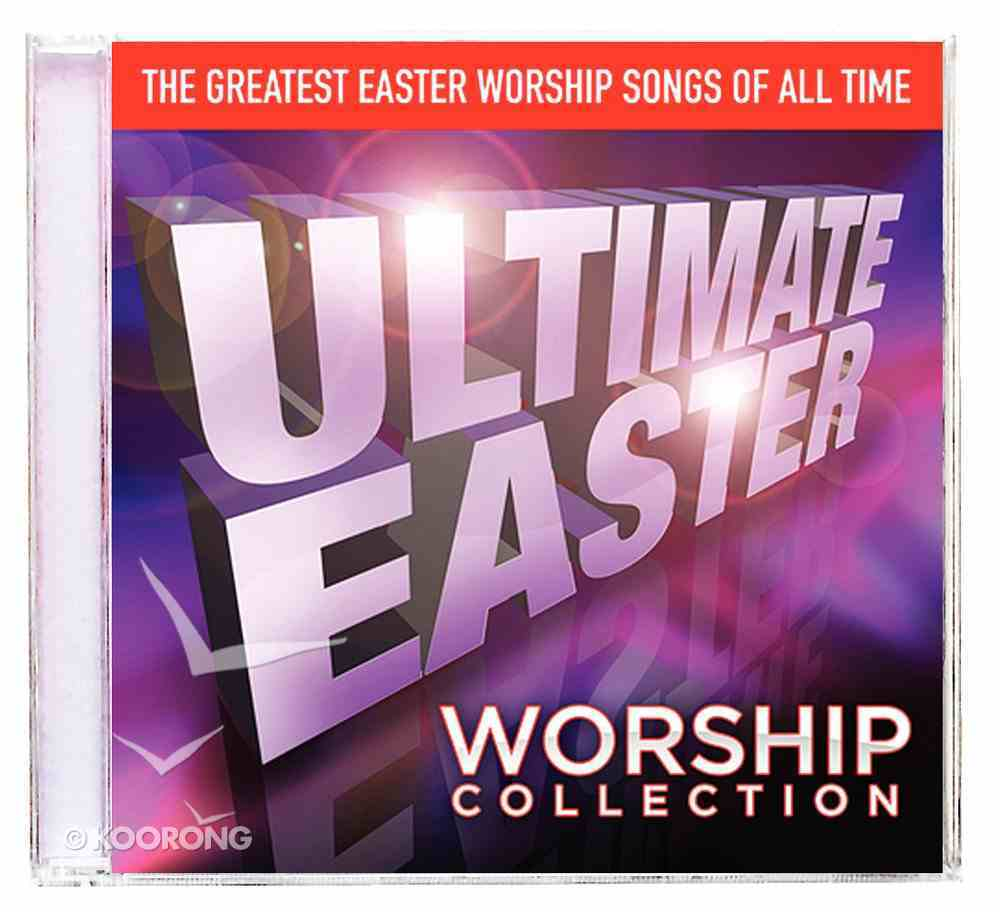 Ultimate Easter Worship Collection CD