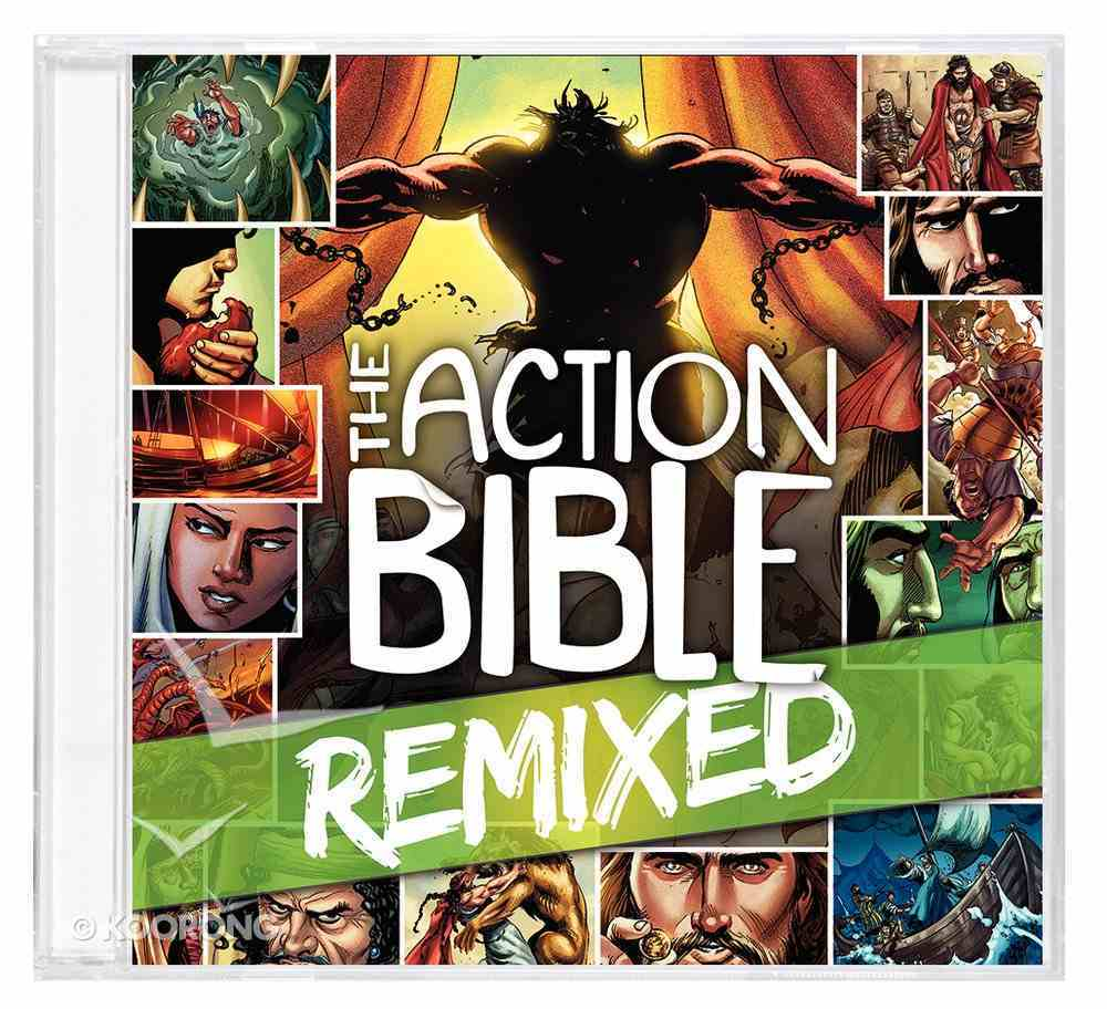 Action Bible Songs Remixed CD