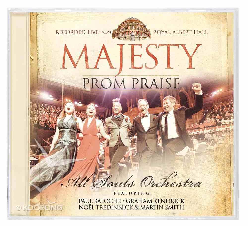Prom Praise: Majesty (Cd/dvd) CD