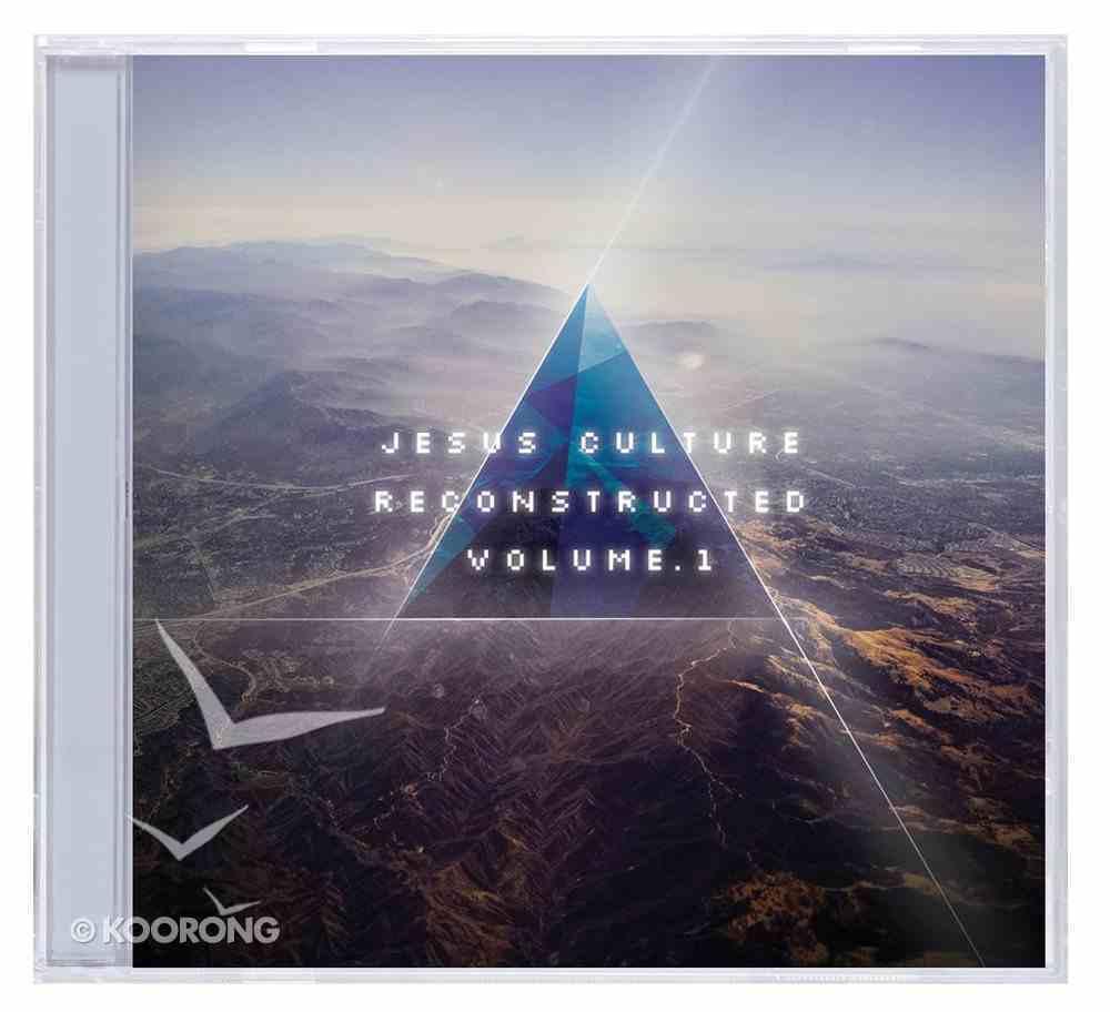 2014 Jesus Culture Reconstructed Volume.1 CD