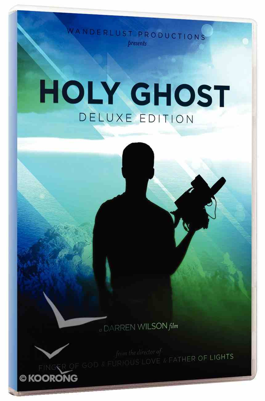 Holy Ghost Deluxe Edition (3 Dvd Set) DVD