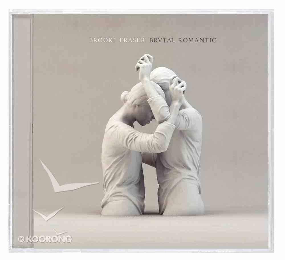 Brutal Romantic CD