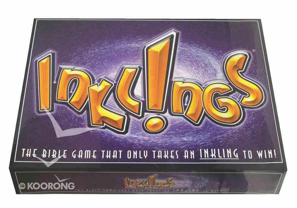 Inklings Board Game Game