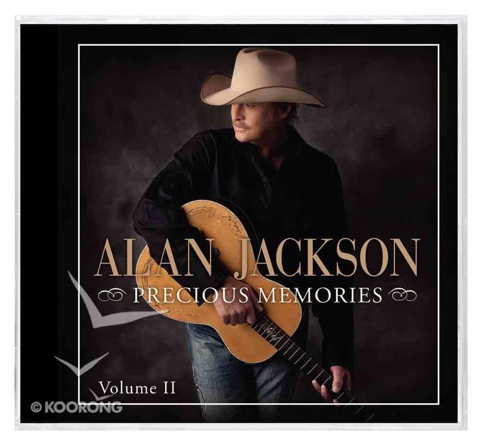 Precious Memories II CD