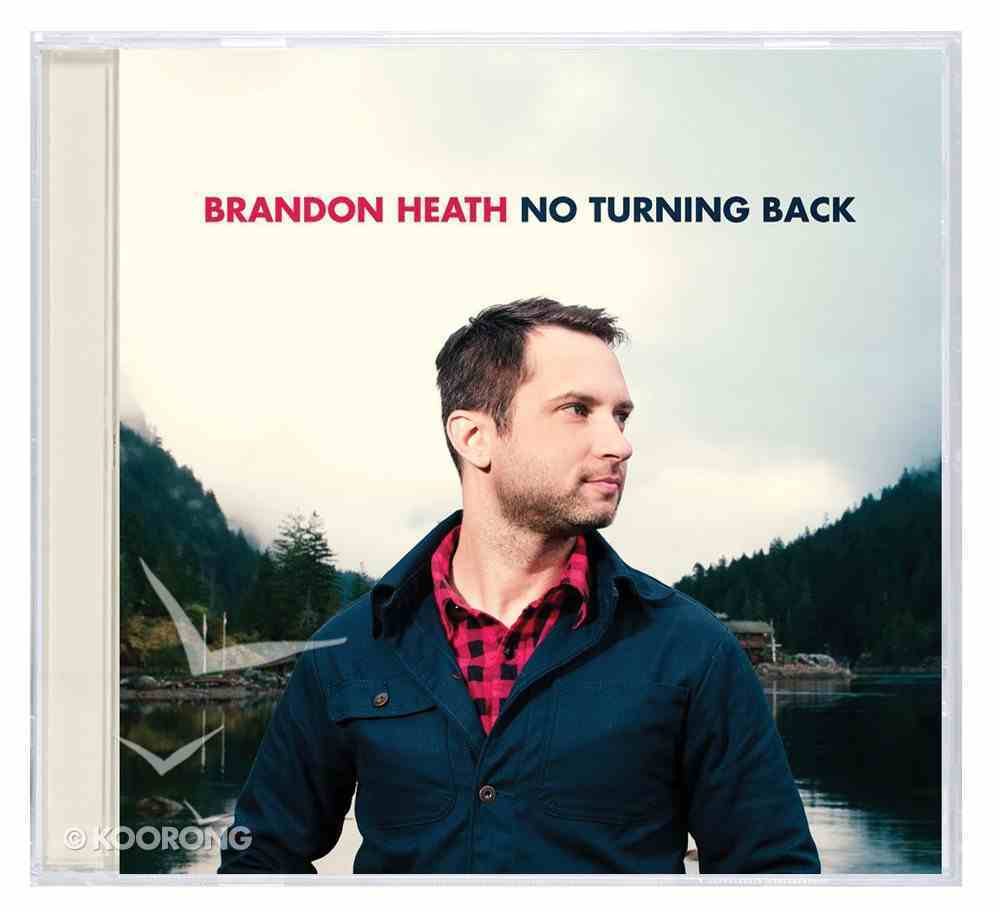 No Turning Back CD