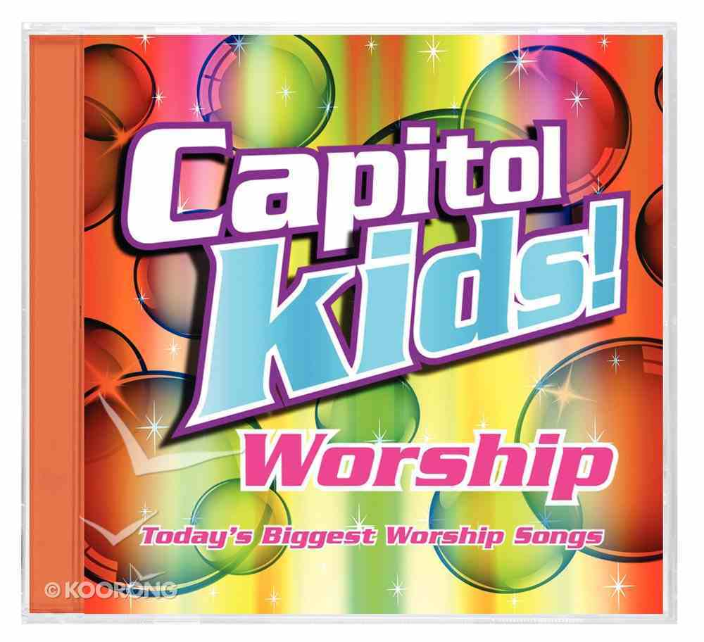 Capitol Kids! Worship CD