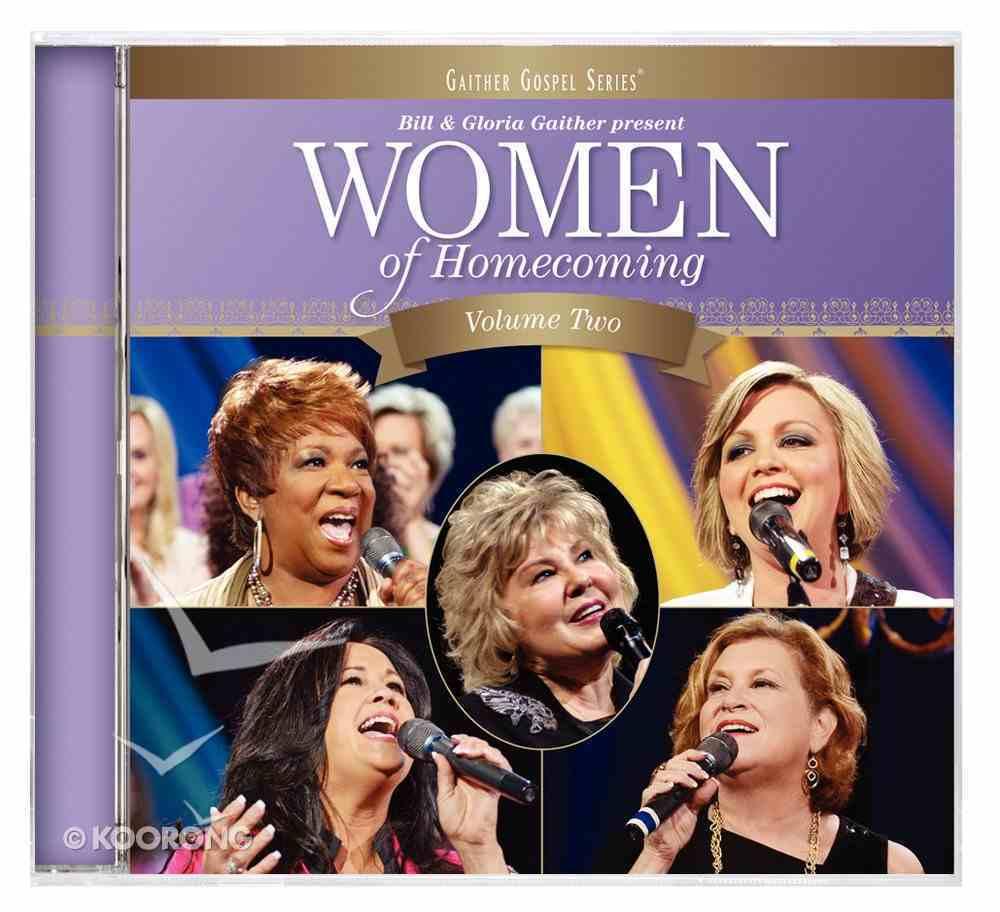 Women of Homecoming (Volume 2) CD