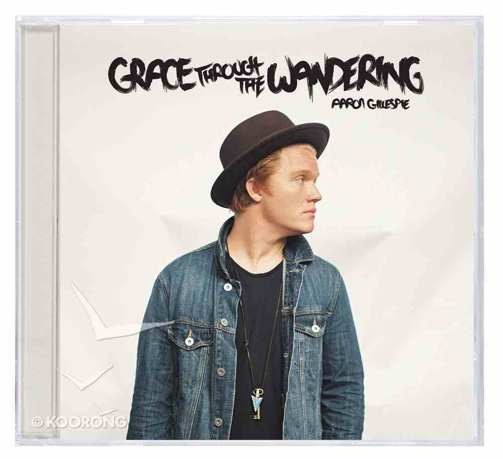 Grace Through the Wandering CD